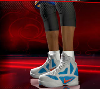 Nike Hyperfuse 2011 NBA 2K13 Edition