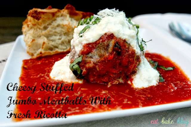 best meatball recipe jumbo meatballs stuffed meatballs with marinara