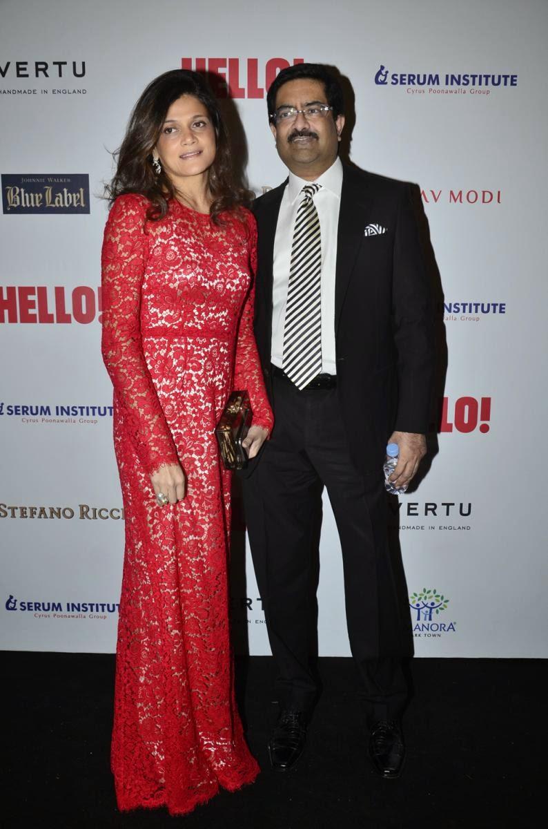 Stars At Hello Hall of Fame Awards