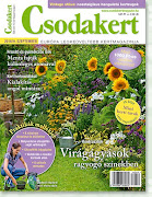 Csodakert magazin 2016. szeptember