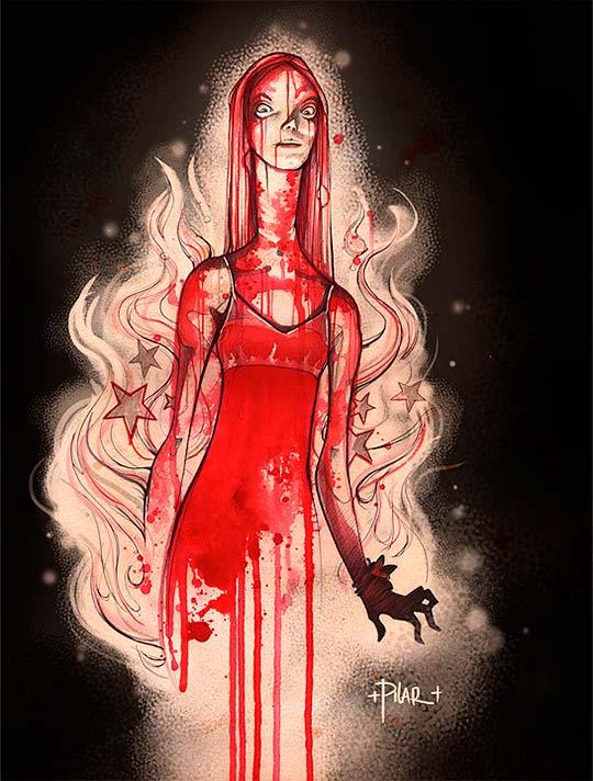 Ilustración de Pilar Berrio