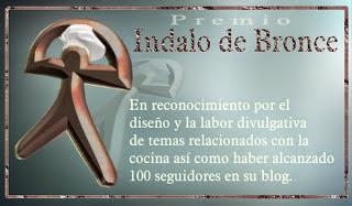 Premi Índalo de Bronze