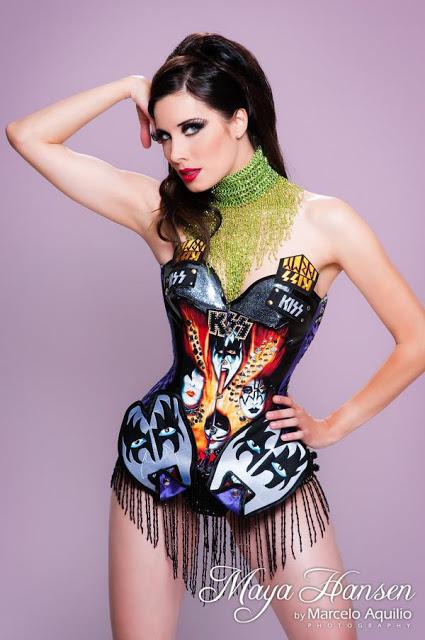 Fashion Designer Maya