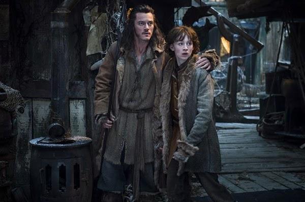 """Luke Evans es Bardo en """"El Hobbit: La Desolación de Smaug"""""""