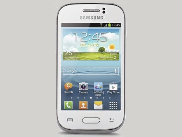 Samsung, Samsung Galaxy,  Samsung Galaxy Young S6310