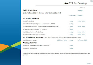 تثبيت - تسطيب - تنصيب - برنامج - كامل - مجاني -ارك جي اي اس - نظم المعلومات الجغرافية - الاستشعار عن بعد  -تفعيل برنامج - ArcGIS - GIS - SIG