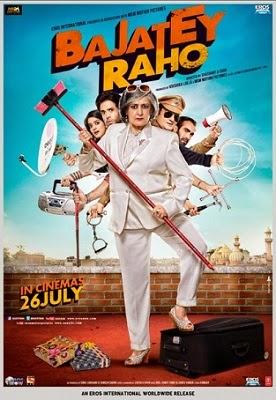 Bajatey Raho 2013 Hindi WEB HDRip 480p 300mb