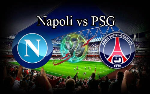 Napoli vs PSG