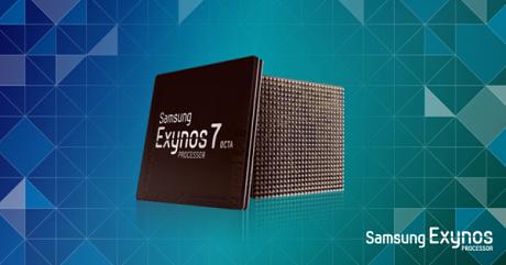 Samsung Exynos 7420 Octa core Galaxy S6
