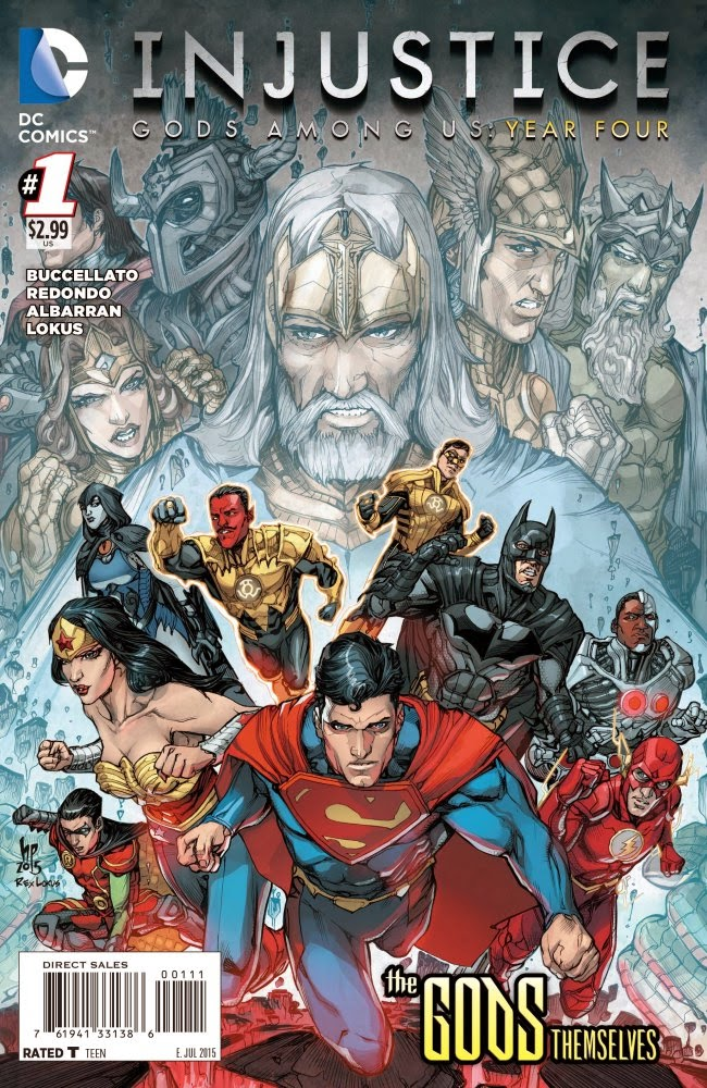 18.14 New Releases: Injustice: Gods Among Us #14 & Injustice Year 2 ...
