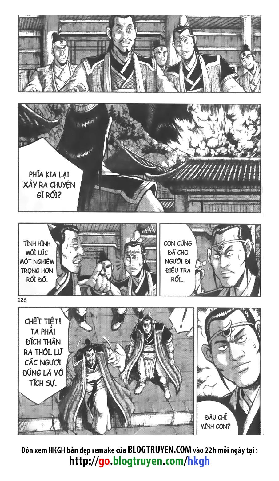 Hiệp Khách Giang Hồ chap 337 page 17 - IZTruyenTranh.com