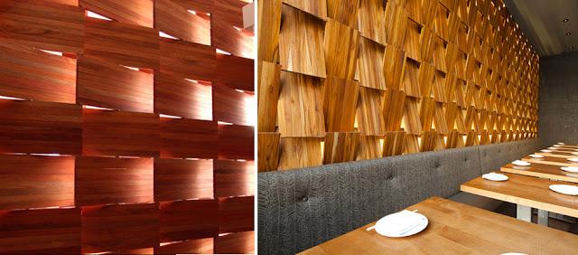 Revestimientos de pared de madera ii espacios en madera for Revestimiento interior madera