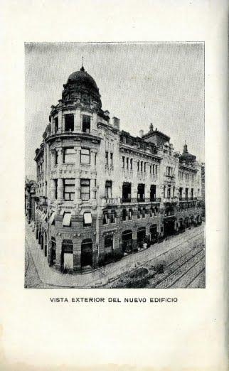 1913 LA SOCIEDAD BILBAÍNA
