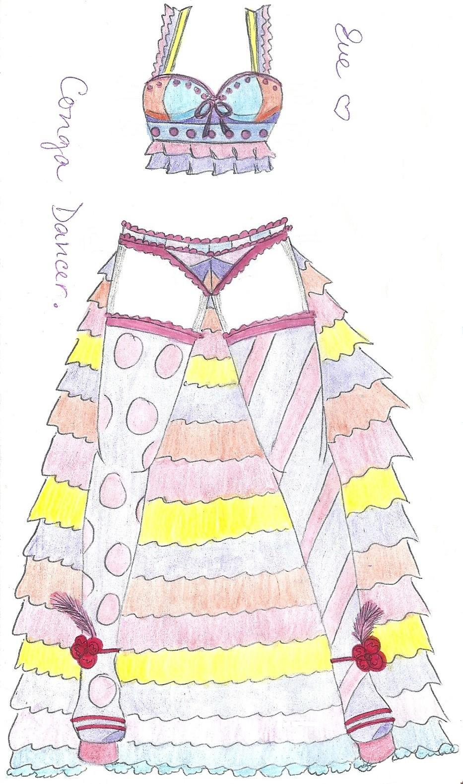 dance costumes for kids