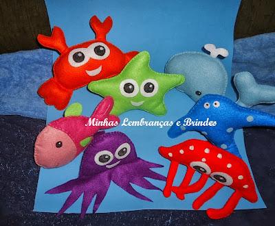 fundo-do-mar-enfeite-grande-20cm-feltro-lembrança-decoração-mesa-bolo