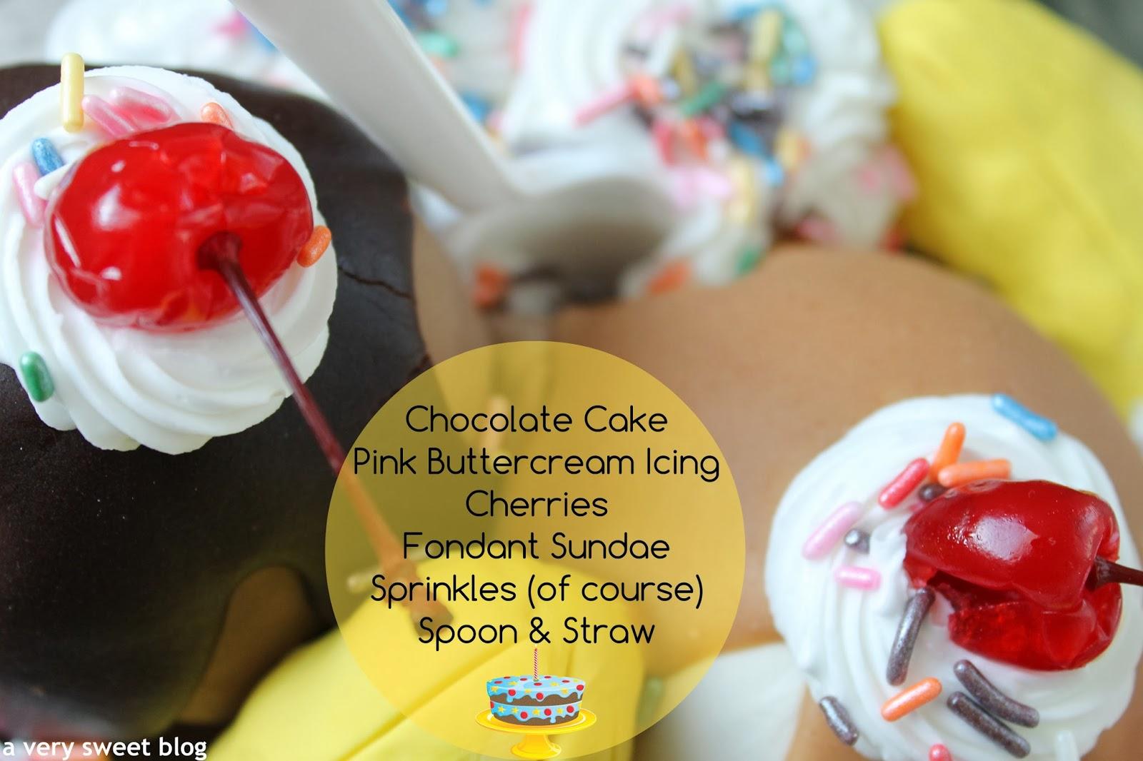 A Banana Split Cake Birthday Cake Ice Cream A Very Sweet Blog
