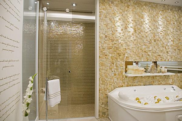 Bia carvalho arquitetura e decora o banheiros parte 2 for Mosaicos para paredes interiores