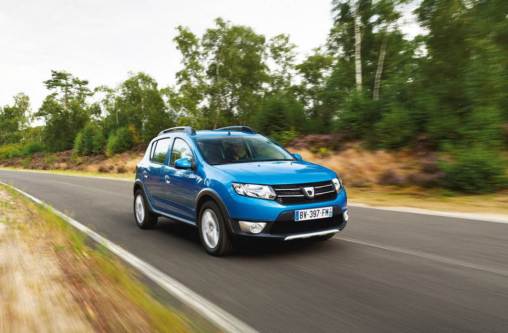 dacia sandero stepway 2013 - photo #14