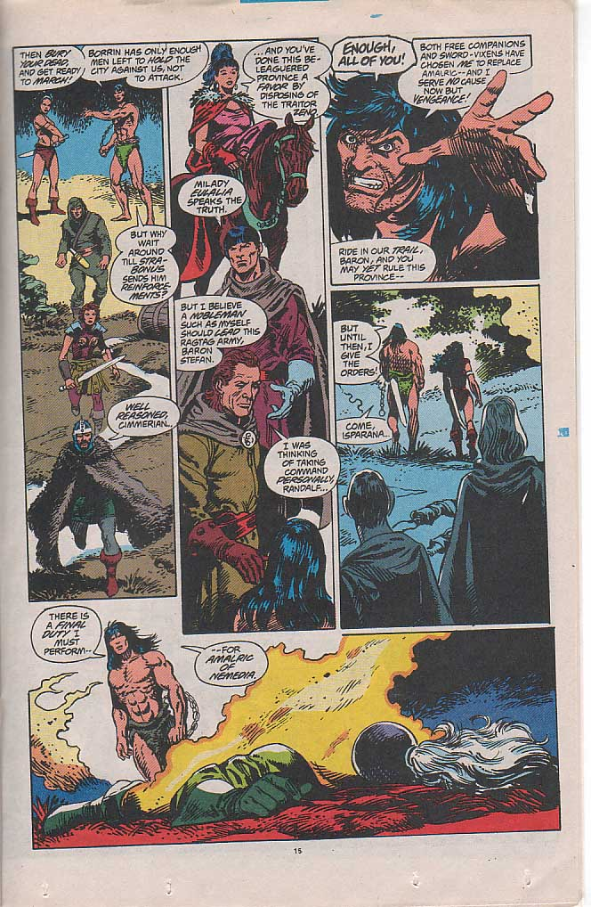Conan the Barbarian (1970) Issue #268 #280 - English 12
