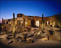 Arizona Scottsdale Desert Houses