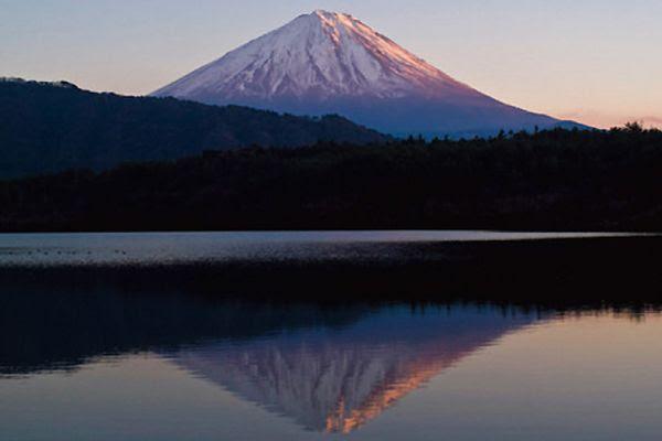Fujigoko ,Lago Saiko (mt-fuji.gr.jp)
