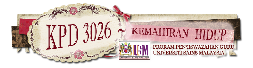 KPD 3026- KEMAHIRAN HIDUP 2012