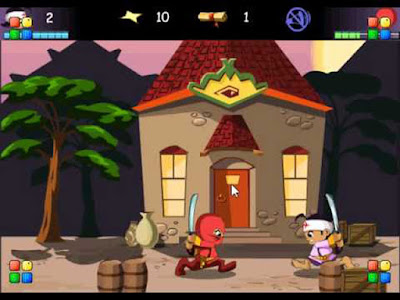 3 Foot Ninja Game PC Gratis Download