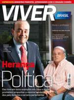 "Eu no evento da revista Viver Brasil em homenagem ao ""Morar Mais Por Menos"""