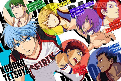 Kuroko no Basket segunda temporada fecha estreno