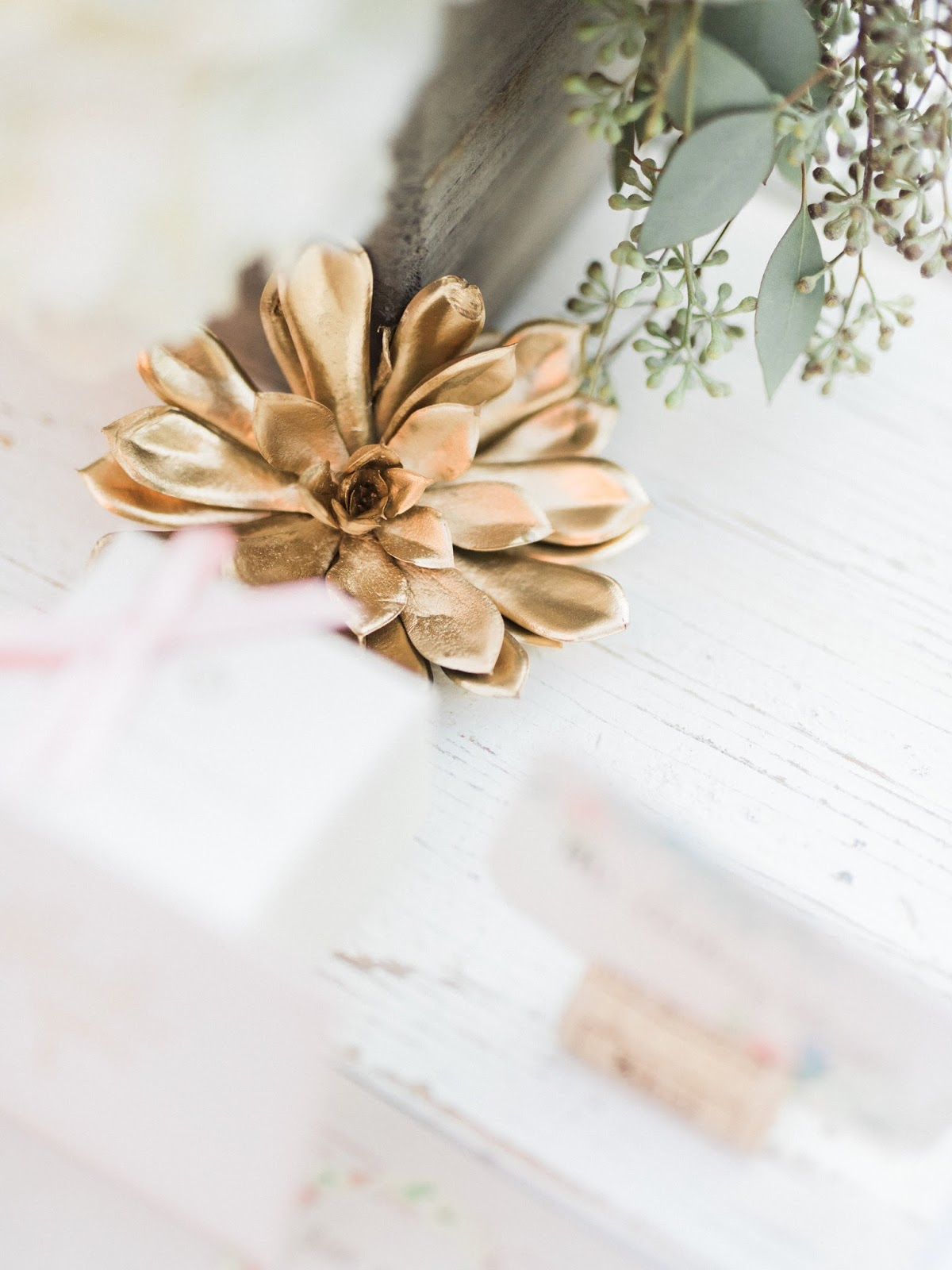 Florals By Jenny: Romantic Succulent Wedding at Franciscan Gardens ...