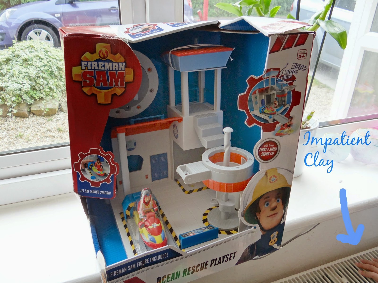 Fireman Sam Ocean Rescue Playset | This Is Life