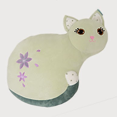 Gato Peluche Gigante Kawaii