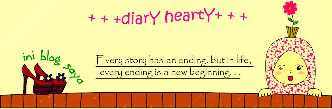 + + + diarY heartY + + +