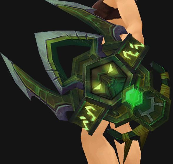 Disenchanting Azeroth: Shields