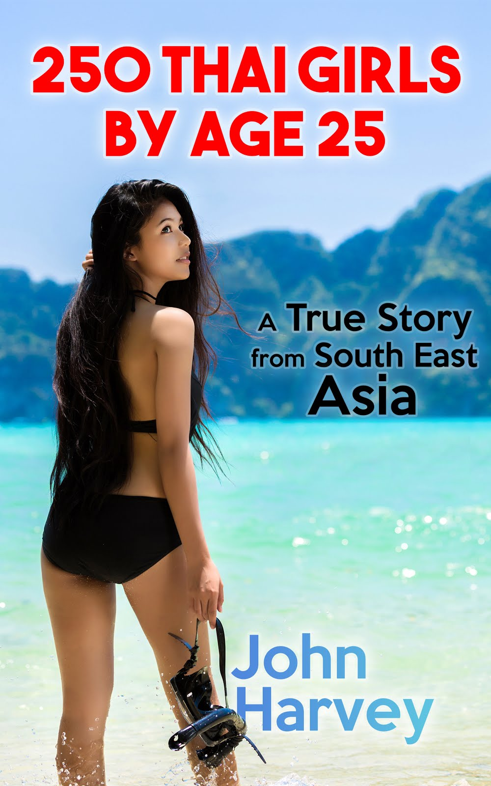 Get a Copy of my TRUE Travel Story.