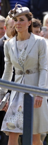 see nothing wrong with Duchess Kate NOT being a fashion icon.