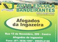 AUTO ESCOLA BANDEIRANTES AFOGADOS