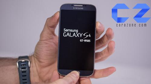 Cara menghapus cache pada Galaxy S4