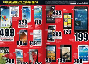 Volantino offerte Mediaworld - 23 gennaio, 9 febbraio 2014