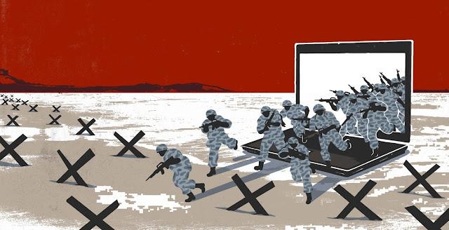 EEUU y China trabajan en tratado de armas cibernéticas