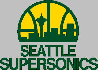 Seattle Supersonics, logo, Sonics