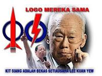 DAP-PAP Sama Sahaja,Macam Komunis.........