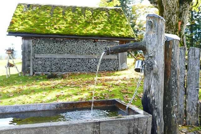 projektowanie i aran acja ogrod w morago fontanna w ogrodzie jak j zrobi krok po kroku. Black Bedroom Furniture Sets. Home Design Ideas
