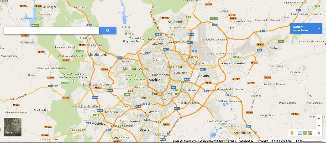 Cmo geolocalizar tuits en google maps novedades pantallazos vamos al grano la novedad que ms me ha gustado es la que google maps ha integrado si usas hootsuite como gestor de tus redes sociales ests de gumiabroncs Choice Image