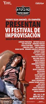 Organizado por el coreógrafo Vicente Silva Sanjinés