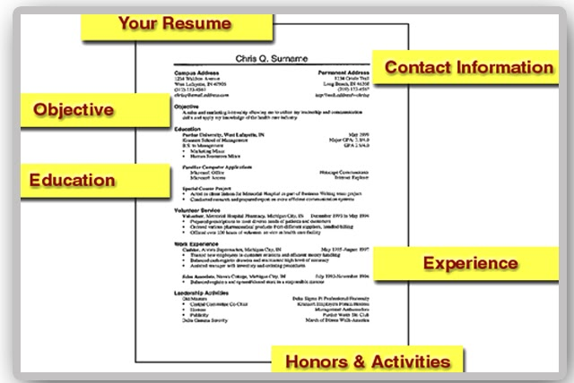 basic resume sample precautions to take while writing a designer ...
