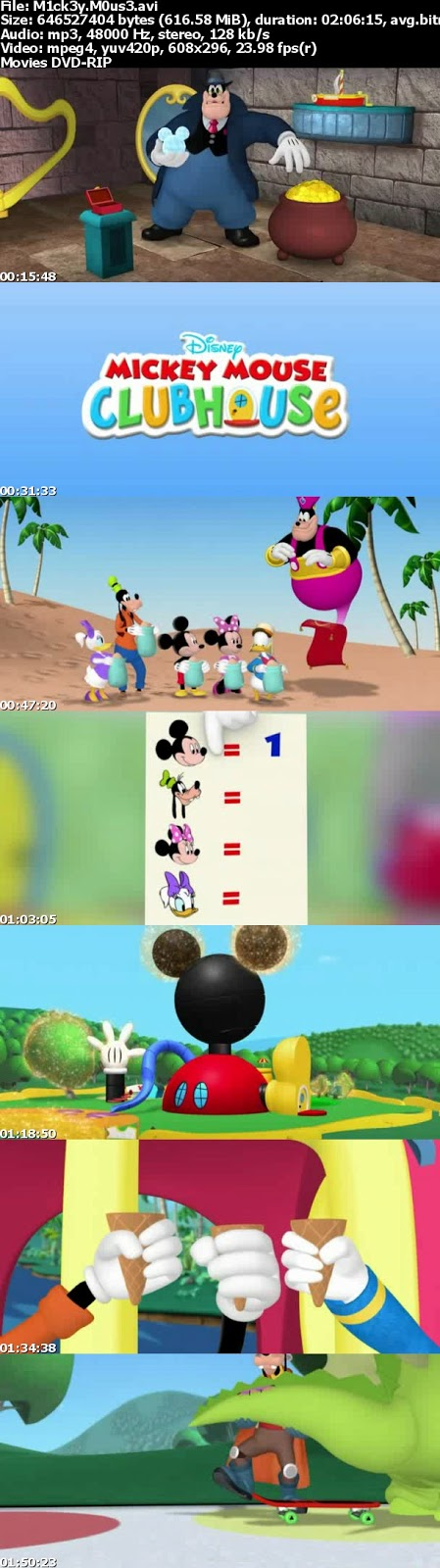 Descargar La Casa De Mickey Mouse For The Crystal Mickey ...