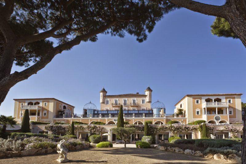 Saint Tropez (Francia) - Chateau De La Messardiere 5* - Hotel da Sogno