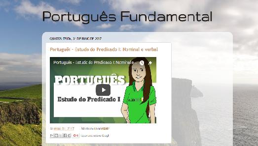Blog de Português