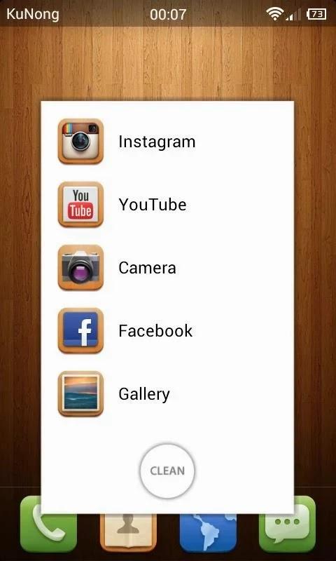Con Switch Apps tendrás las aplicaciones abiertas a mano